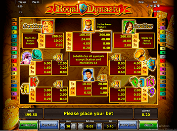Royal Dynasty 1