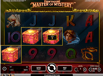 Fantasini: Master Of Mystery 3