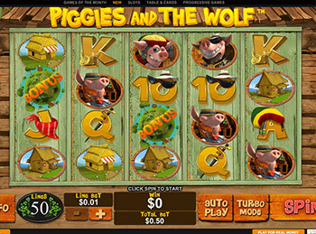 Piggies And The Wolf 4
