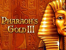 Онлайн автомат Pharaohs Gold 3