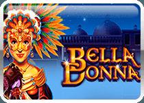 Красочный слот Bella Donna