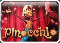 Игровой автомат Pinocchio